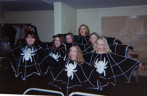 2002 Beauty and the beast 02 (from left Hollie Willis,Amelia Coupland,Sarah Atherton,Sophie Shearer,x,x,Eleanor Wheeler)
