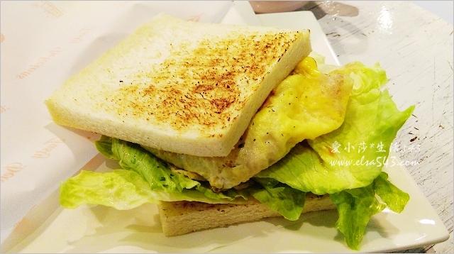 台北早餐,台北碳烤三明治,台北碳烤土司 @陳小可的吃喝玩樂