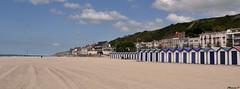 la plage de Boulogne-sur-mer 2