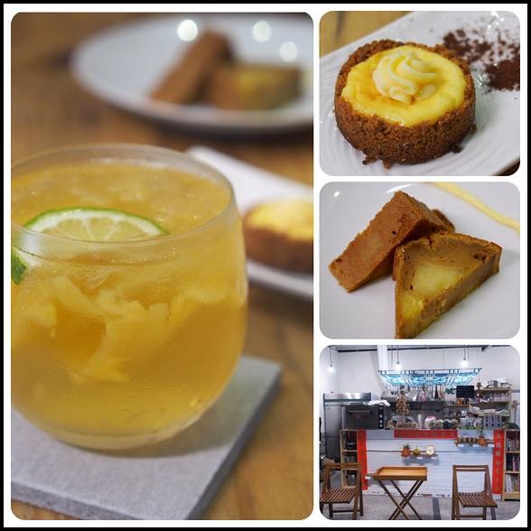 台南美食 ▎超好喝的鳳梨冰茶 !凰商號 @ 大菜市(西市場)