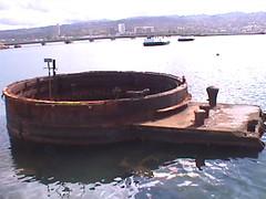 USS Arizona Wreck Pearl Harbor