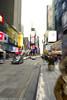 Time Square (iSchumi) Tags: sky newyork brooklyn square nikon 300d time nubes bigapple nuevayork nikonistas d3100 nikond3100