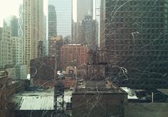Snow Strokes (pixelgrey) Tags: nyc newyorkcity snow newyork snowstorm android nexus snowscape snowtrails snowmotion nexus4