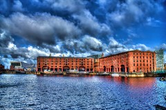 Albert Dock, Liverpool (Kevin, from Manchester) Tags: liverpool river boats kevin ships walker beatles mersey albertdock