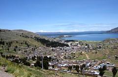 2007 - Peru - Puno and Lake Titicaca (bellrockman2011) Tags: peru laketiticaca knitting cusco quinoa weaving puno taquileisland yavari lakedwellers
