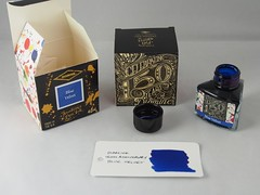 Diamine 150th Anniversary Blue Velvet