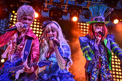 DCA - Mad T Party (EverythingDisney) Tags: alice band disney dca madhatter aliceinwonderland disneycaliforniaadventure dormouse madtparty