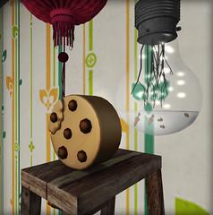 Artisan Cookie Jar - Big Chipper (Tala Laval) Tags: life lost cookie arcade junction second jars gacha