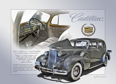 1937 Cadillac Fleetwood ((The) Appleman) Tags: usa chicago wheel composite digital sedan silver town illinois elizabeth graphic kentucky interior gray formal cadillac elegant yesterday luxury steeringwheel fleetwood etown instrumentpanel excellence carart autoart 12cylinder fourdoor swopes fotocreations panelsteering theappleman appleman