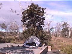 A Windy Campsite