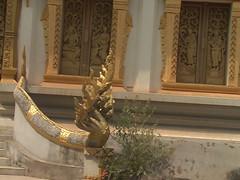 Serpent Railing Vientiane