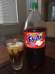 Fanta Manzana / Apple (Like_the_Grand_Canyon) Tags: california vacation usa america mexico march us spring soft south united beverage mexican drinks american soda states amerika apfel kalifornien 2015