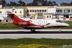 Private --- Raytheon Hawker 850XPi --- LY-DSK (Drinu C) Tags: plane private aircraft aviation sony raytheon dsc hawker mla bizjet privatejet lmml lydsk 850xpi hx100v adrianciliaphotography