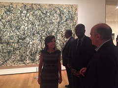 MoMA Tour (LtGovHochulNY) Tags: moma newyorkstate newyorkcity lieutenantgovernorkathyhochul modernart art museumofmodernart manhattan