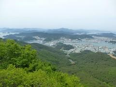 c16-Tongyeong-Mont Mireuksan (10) (jbeaulieu) Tags: montagne coree tongyeong mireuksan