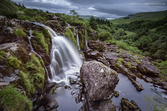 Loup of Fintry (Damon Finlay) Tags: longexposure landscape scotland waterfall nikon long exposure d750 loup nikkor f4 fintry stirlingshire 1635mm watermovement loupoffintry nikkor1635mmf4 nikond750