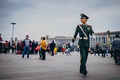 Beijing [] '16 - Tiananmen Square []06 (Barthmich) Tags: voyage china trip square fuji place beijing journey fujifilm  1855mm  fujinon tiananmen chine xf pkin  ligthroom xe2 fujixe2
