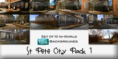 KaTink - St Pete City Pack 1 (Marit (Owner of KaTink)) Tags: photography sl secondlife 60l katink 3dworlds my60lsecretsale annemaritjarvinen salesinsl 60lsales