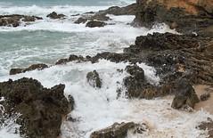 shore (tom.edwards1974) Tags: seascape colour color water sea ocean waves rocks cliffs sand beach winter afternoon sorrento melbourne victoria australia landscape shore