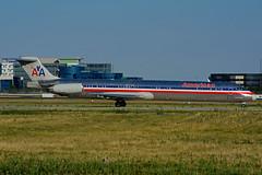 N565AA (American Airlines) (Steelhead 2010) Tags: americanairlines mcdonnelldouglas md83 yyz nreg n565aa