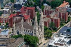 St. Paul's Cathedral - Oakland (PGHAERIALS) Tags: pghaerialscom aerials pittsburgh stpaulscathedral