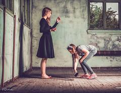 Cinderella (salas-3) Tags: cinderella story storytelling girl girls nikon photography place old