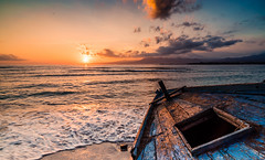 Sunrise Gili Air, Indonesia (andrew.szauer) Tags: sea seascape sunrise indonesia sony manfrotto giliair leefilter leefilters sonya7s