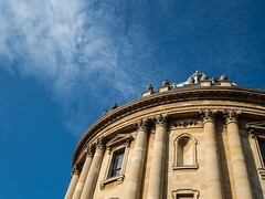 Radcliffe Camera (Mirrorlessview) Tags: uk college university olympus oxford omd 2016 universityofoxford mirrorless em5mkii