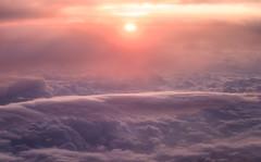 Sunrise over Mexico (ruimc77) Tags: sky cloud naturaleza sun sol nature mxico sunrise skyscape landscape mexico nikon aviation natureza 28mm aerial nikkor nuvem f28 ais nascer nacer aviacao nuben d810 aviavion