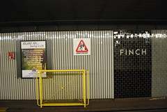 Finch Station (umejintan) Tags: finch toronto subway