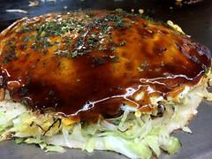 Okonomiyaki from Carp @ Kanda (Fuyuhiko) Tags: from tokyo carp  kanda okonomiyaki   y