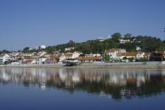 Coruche (Capturedbyhunter) Tags: portugal landscape pentax outdoor paisagem mc 55mm santarm fernando vero 12 55 marques 112 waterscape k1 ribatejo coruche sorraia caador revuenon fajarda