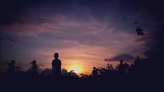 silhouete sunset (charli3mond) Tags: lumia1020 lumia1020photography nokia pureview silhouete sunset