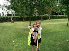 IMG_20160724_095633 (thamossop) Tags: cheltenham junior parkrun 24july2016