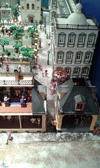 Ciudad victoriana (lalex24) Tags: exposicionplaymobil playmobil ciudadvictoriana casa mansion parque tiovivo