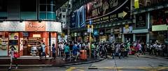Street of Hong Kong (Photo Alan) Tags: hongkong china people street streetphotography streetpeople shop road