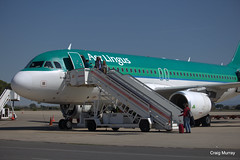 Aer Lingus FTE (10) (crgmry) Tags: aerlingus fte aerlingusfte airbusa320 a320 aeropuertodejerez jerez aeropuerto airport jerezairport flighttrainingeurope passengersdisembarking