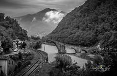 ponte del diavolo (gianlucacaps) Tags: maddalena ponte diavolo pontedeldiavolo borgo mozzano