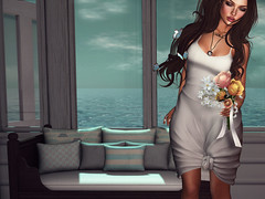 Loving can heal... ( l l) Tags: amoredesigns yasumdesigns indented doe cute fashion itdoll girl beauty white flowers bouquet sl secondlife game avatar doll