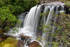 Cascada los Cuarzos, Serrania de la Macarena (Fredy Gmez Suescn) Tags: lamacarena meta ro caocristales colombia co