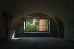 Twierdza Ran - Fort I (3) (jacekbia) Tags: europa polska poland mazowsze ran fort twierdza fortyfikacje zabytek historia budynek budowla building hdr architektura architecture wntrze indoor