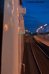 Arriving in Portarlington, 22/10/16 (hurricanemk1c) Tags: rpsi westernexplorer 1705limerickconnolly railways railway train trains irish rail irishrail iarnrd ireann iarnrdireann 2016 railwaypreservationsocietyofireland craven portarlington