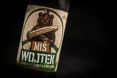 DSC05201 (Browarnicy.pl) Tags: miwojtek piwokraftowe piwo butelka beer craftbeer mintipa bottle