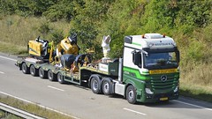 30-BGR-4 (panmanstan) Tags: mercedes actros mp4 wagon truck lorry commercial heavy freight haulage transport vehicle a180 meltonross lincolnshire