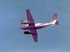 Photo of 76-22549 Beech C-12A Huron cn BC-25 US Army RAF Northolt 01Apr78