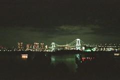 Tokyo, Japan (joshua alderson) Tags: ae86 r32 odaiba skyline japan tokyo fujifilm fuji klassew analog 35mm film kasai rinkai park edo museum natura 1600