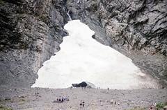 (roaming catalina) Tags: washington big four ice cave avalanche cascade mountains geology