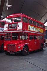 Stockwell Bus Garage Open Day London Transport RM349 (bernardf) Tags: busscene2016 busgarageopendays2016 stockwellgarageopenday londontransport rm rmroutemaster routemaster
