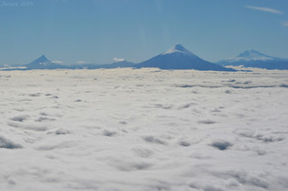 Navegando el mar de nubes / Sail a sea of clouds