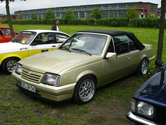 Opel Ascona Cabrio (911gt2rs) Tags: treffen meeting show event tuning tief stance c cabriolet keinath youngtimer coachbuilt